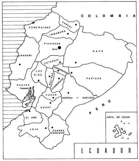 Free Ecuador Map Coloring Pages Ecuador Coloring Pages