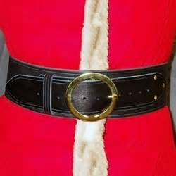 santa claus leather belt with square buckle timeless tailors