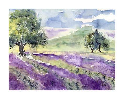 Lavendelfelder Provence by Lavendelfeld In Der Provence Foto Bild Kunstfotografie