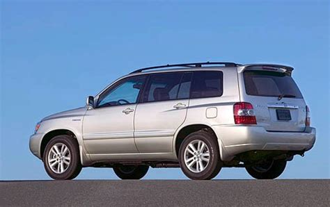 Toyota Highlander Hybrid 2006 2006 Toyota Highlander Hybrid Information And Photos