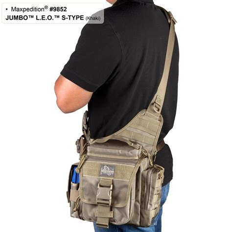 And Leo Baby Bag by Jumbo Leo S Type Tactical Shoulder Sling Active