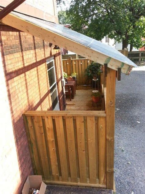 image result  building roof  door  side alley