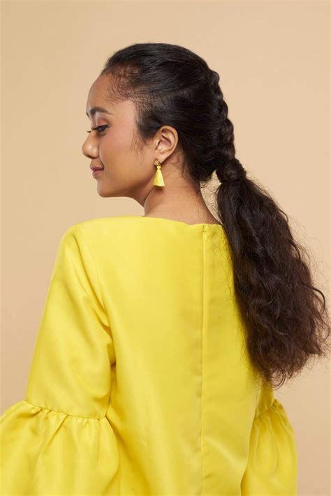pilihan  model rambut keriting mengembang