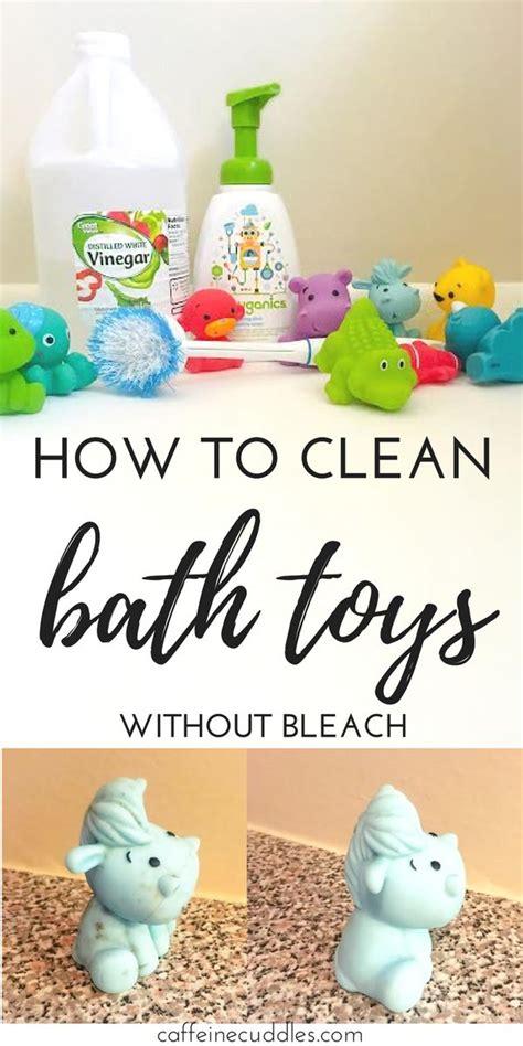 how to get your bathtub clean best 25 cleaning bath toys ideas on pinterest diy bath