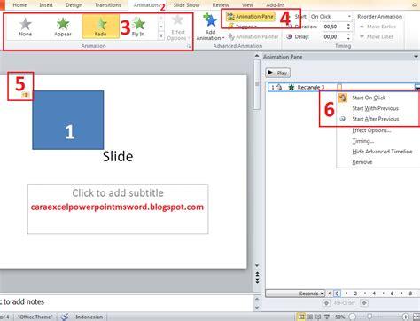 membuat video powerpoint 2010 tips mudah cara membuat presentasi powerpoint 2010 part 2