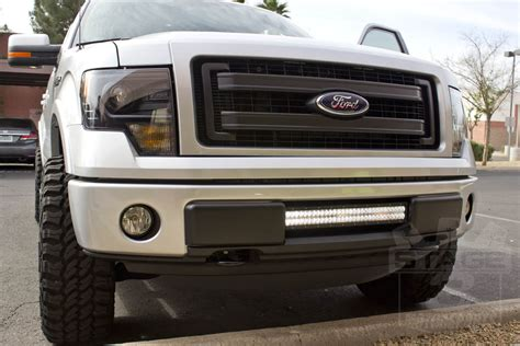 Ford F150 Led Light Bar by Rigid Industries 20 Quot E Series Pro Led Light Bar White Combo 120313