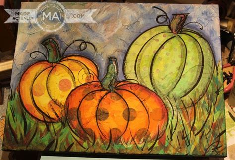 google images of pumpkins canvas pumpkin google search paint night ideas pinterest