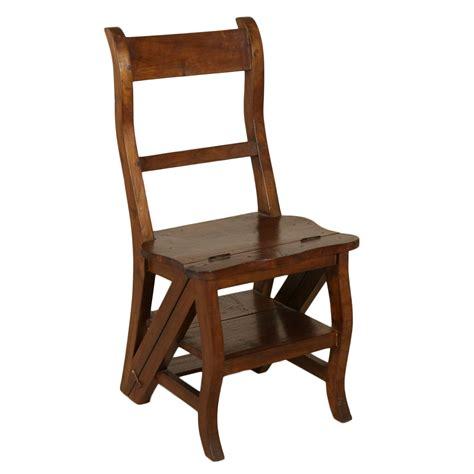 libreria scaletta sedia scaletta da libreria mobili in stile bottega
