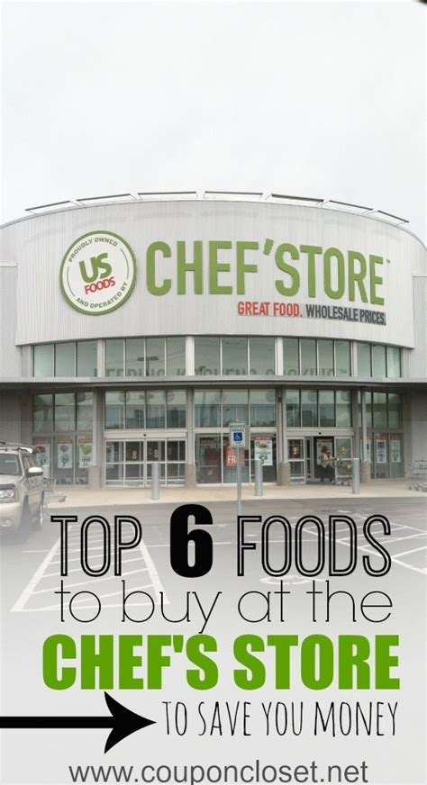 what to buy a chef 6 things to buy at the chef store to save money one
