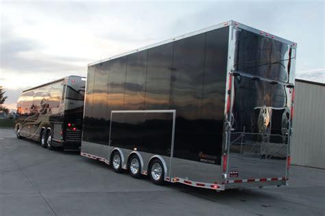 bathroom trailer for sale 26 custom stacker trailer with bathroom package aluminum stacker trailers for sale