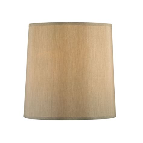 Beige Drum L Shade beige drum l shade with spider assembly sh9570