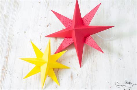 como hacer estrellas de navidad estrella de navidad 3d actividades para ni 241 os manualidades f 225 ciles y juegos creativos
