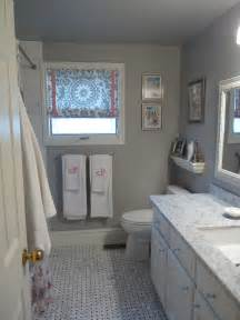 Small Gray Cool Small Grey Bathrooms With Grey Marble Top Vanities