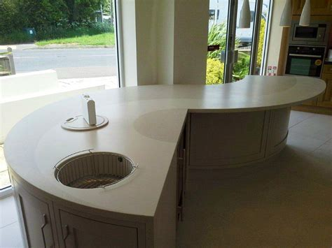 Dupont Worktops Arrowroot Corian 174 Counter Production Ltd