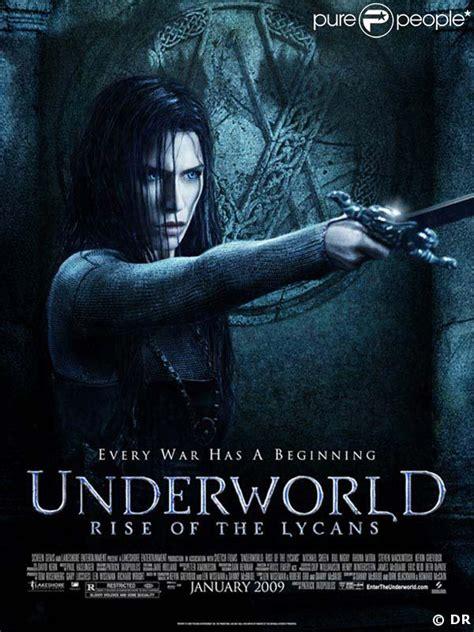 Underworld Le Film | l affiche du film underworld 3 le soul 232 vement des lycans