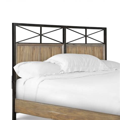 metal and wood headboards 15 elegant headboards made out of wood and metal