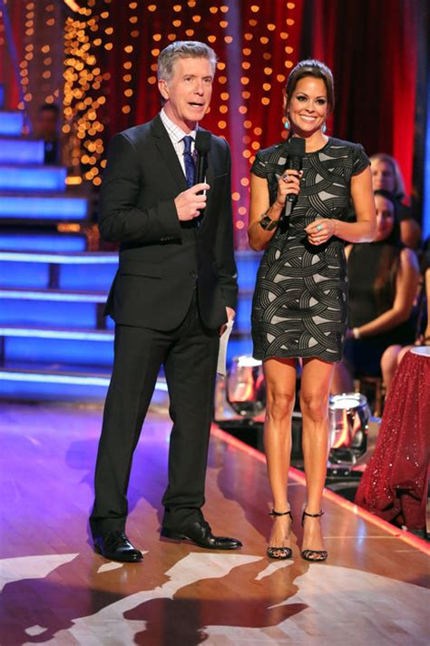 dancing with the stars brooke burke charvet to be replaced by erin brooke burke charvet didn t expect dancing with the stars