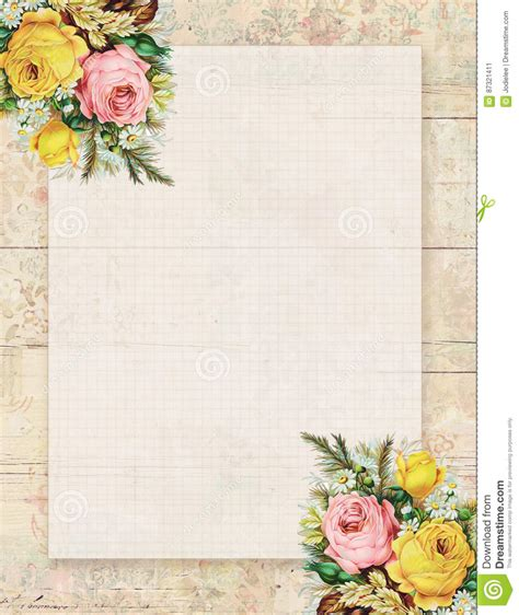 imagenes vintage shabby chic set of two printable vintage shabby chic style floral rose