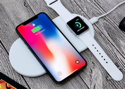 apple wireless charger funxim apple wireless charger raises more than 345 000