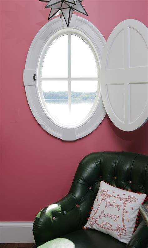 Porthole Windows Bathroom Decorating Do You Make Shutters For Porthole Windows