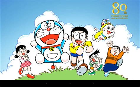 Doraemon Isi 6 Vinly doraemon repair shop for android