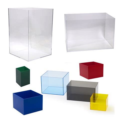 Acrylic Box acrylic display cases acrylic display boxes plastic