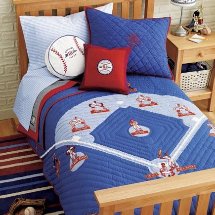 baseball bedding boys baseball and sports themed quilt images frompo