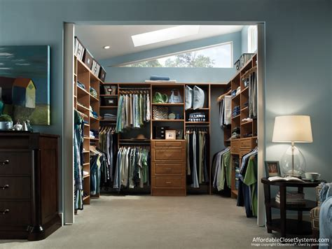 walk in closet design closet solutions by affordable closet systems inc