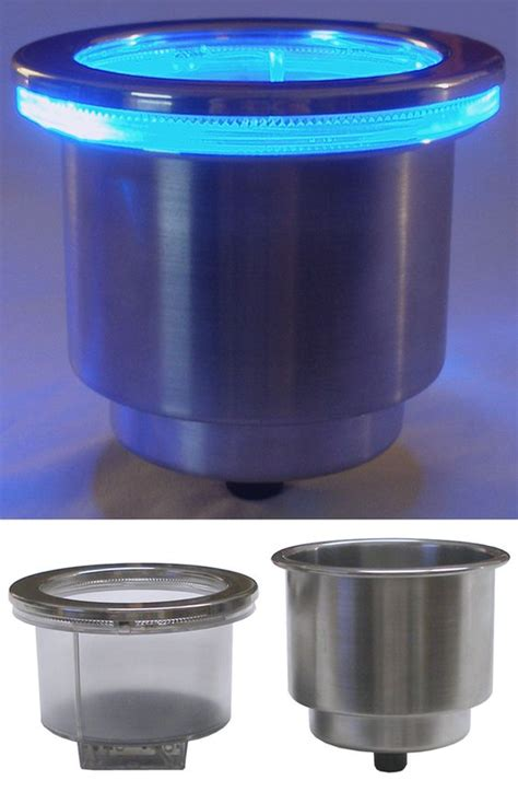 boat cup holders ebay led cup holder for boat blue cup holders boats and led