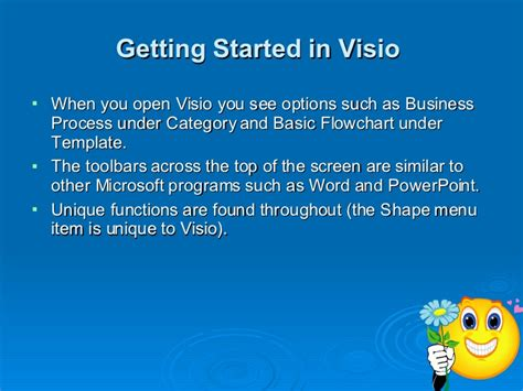 visio introduction visio tutorial