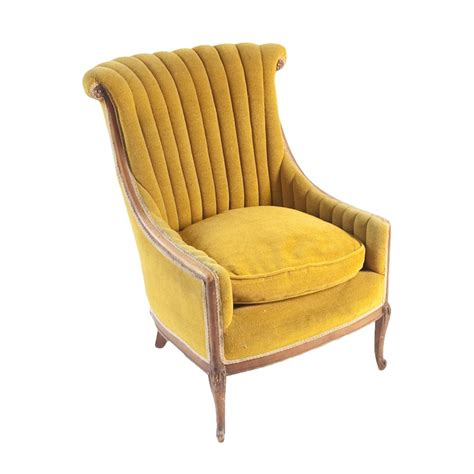 Chartreuse Chair by Chartreuse Chairs Found Vintage Rentals
