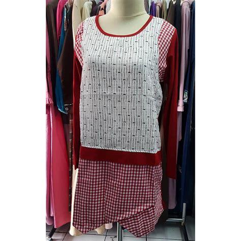 Kaos Dalam Putih Anak Bayi Size M kaos lembut merah putih corak pita all size toko baju