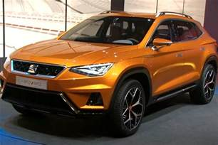 new 4x4 cars photos seat 20v20 4x4 crossover 2016 from article after