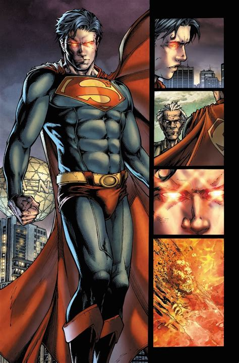 earth one vol 2 superman earth one vol 1 vol 2 vol 3 spoilers page 3