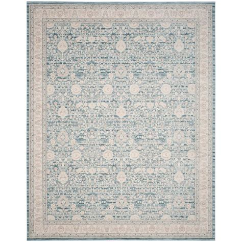 8 x 10 grey area rug safavieh archive blue grey 8 ft x 10 ft area rug arc672b 8 the home depot