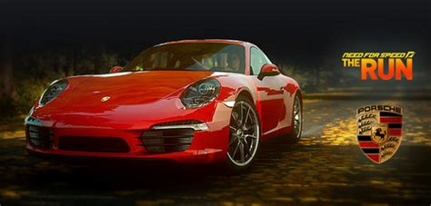 Porsche Giveaway - electronic arts porsche 991 giveaway