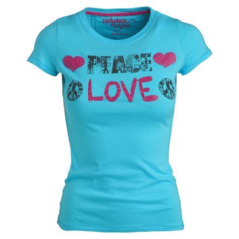 T Rkis by T Shirt T 252 Rkis Damen Damen T Shirt Damenhemd Kurzarm Hemd