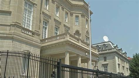 Cuban Section Of Interest In Washington by Nw D C Mansion To Become Cuban Embassy July 20 Nbc4