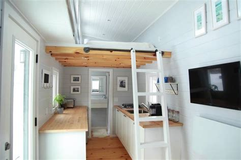 kitchen design company tiny house construction company cooks up a new model