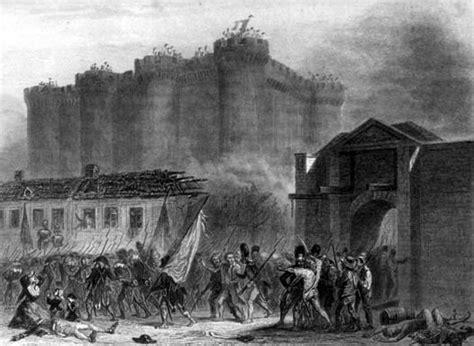 wann war der sturm auf die bastille die 4 phasen der franzsischen revolution franzsische