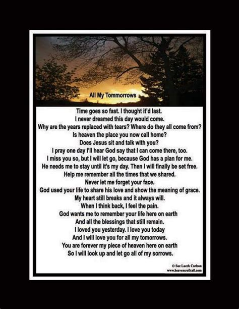 comforting poems for loss of loved one the inspirational christian poems on death and dying are
