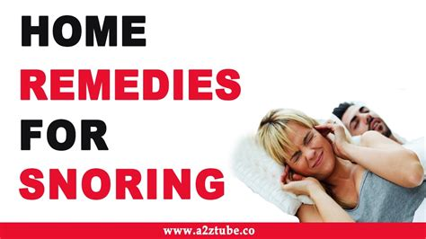 home remedies for snoring and ayurvedic