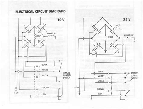 wiring diagram winch solenoid choice image diagram