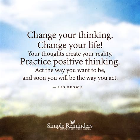 think change your thoughts change your books change your thinking change your your thoughts