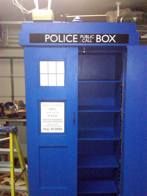 tardis bookcase for sale 705045 10100225721983408 513925373 o henry stewarthenry