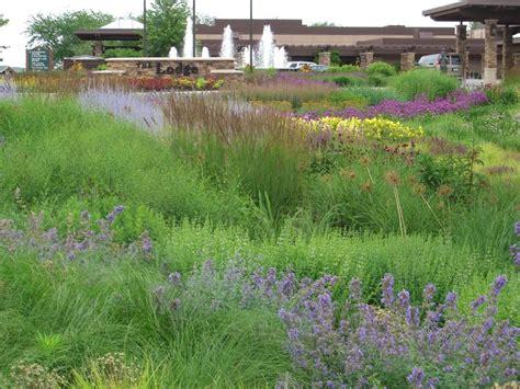 roy diblik installed the perennial gardens at the grand geneva resort in lake geneva wi