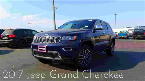 jeep grand limited 2017 2017 jeep grand limited 3 6 l v6 review