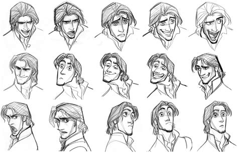 Drawing Expressions by Character Design Peter Yeh Learning Expression