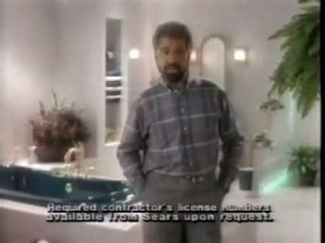 Bob Vila This House by Sears Home Improvement Ad With Bob Vila From 1991