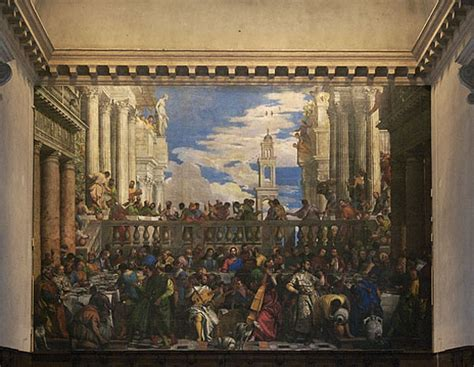 Wedding At Cana Resources by Factum Arte A Facsimile Of The Wedding At Cana By Paolo